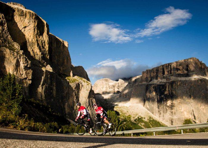 Dolomites avid bike tour