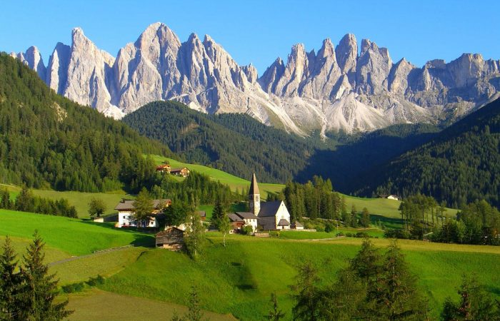 Dolomites bike tour