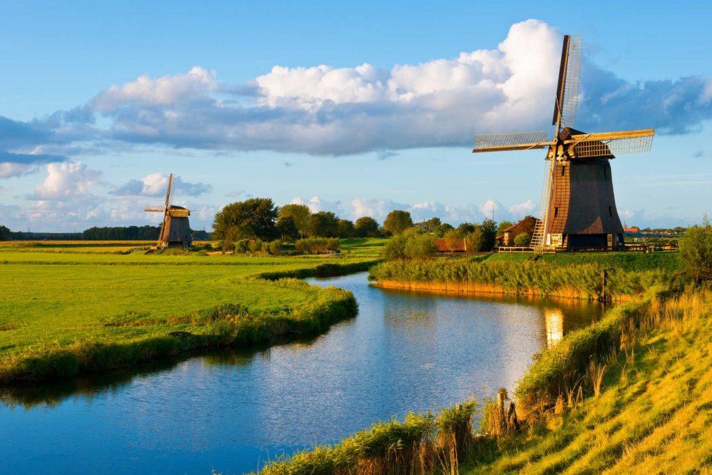 Holland bike tour