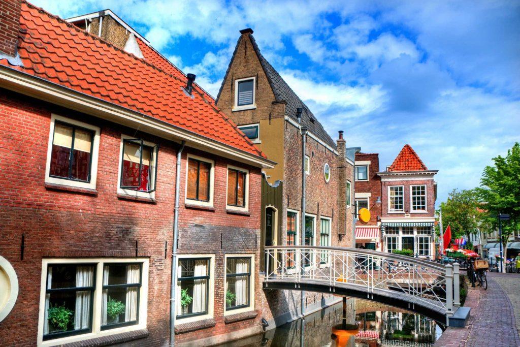 Holland family bike tour