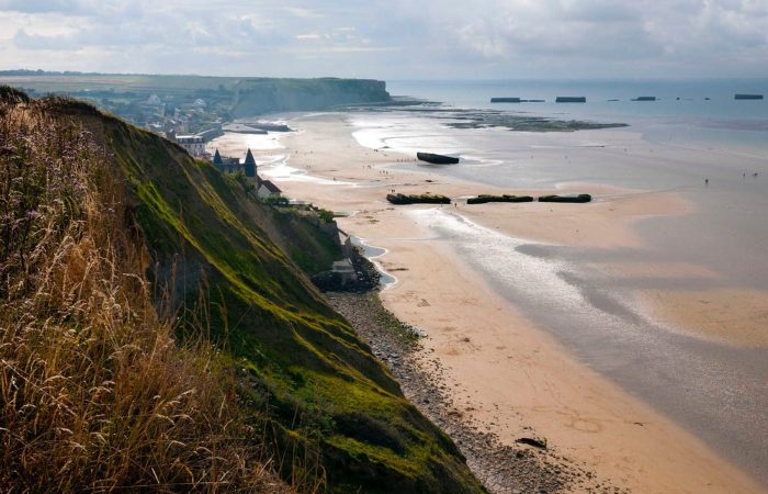 Normandy bike tour