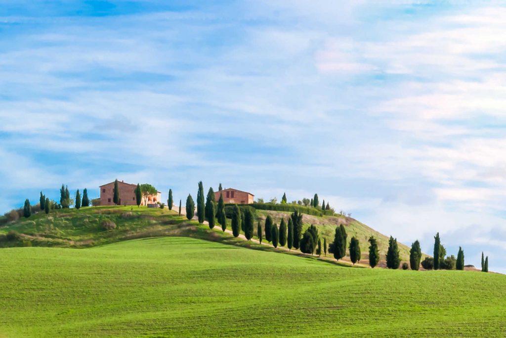 Tuscany bike tour