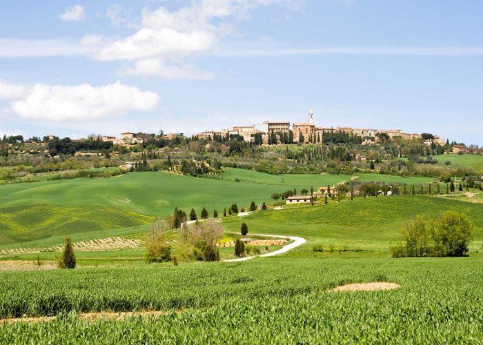 Tuscany family bike tour